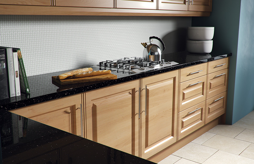 Solid wood kitchen doors Bristol
