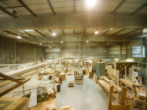 Timber product workshop