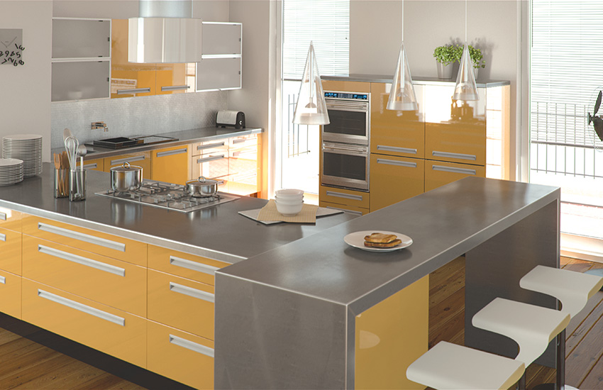 gloss kitchen doors and kitchen products