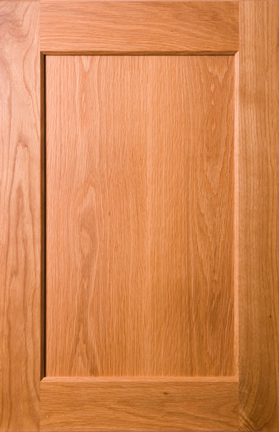 Timber Doors 45 Degree Shaker Oak